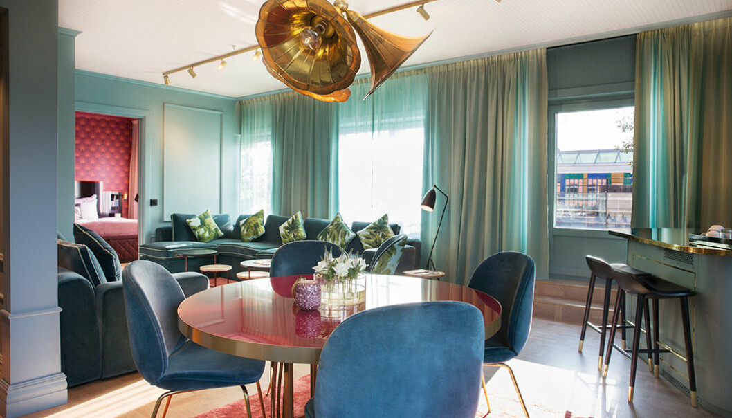 Haymarkets Grand Terrace Suite förvandlas till pop up-baren 810.