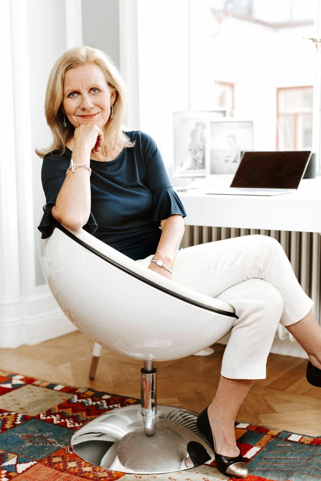 Helene Barnekow, VD Microsoft Sverige
