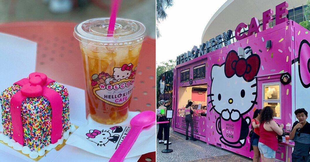 hello kitty cafe kombo
