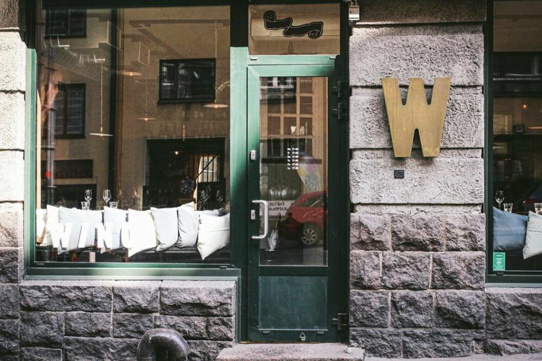 Wino i Helsingfors