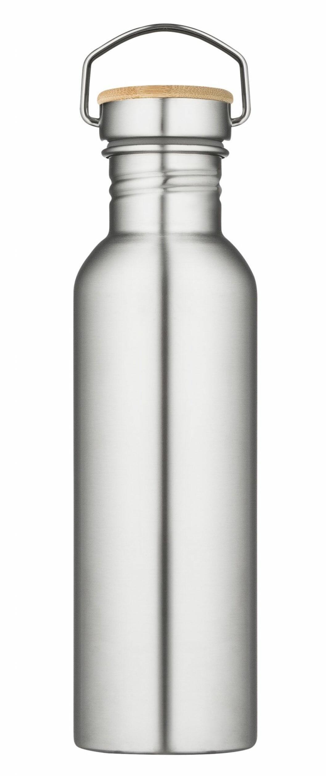 Rostfri vattenflaska från Granit.