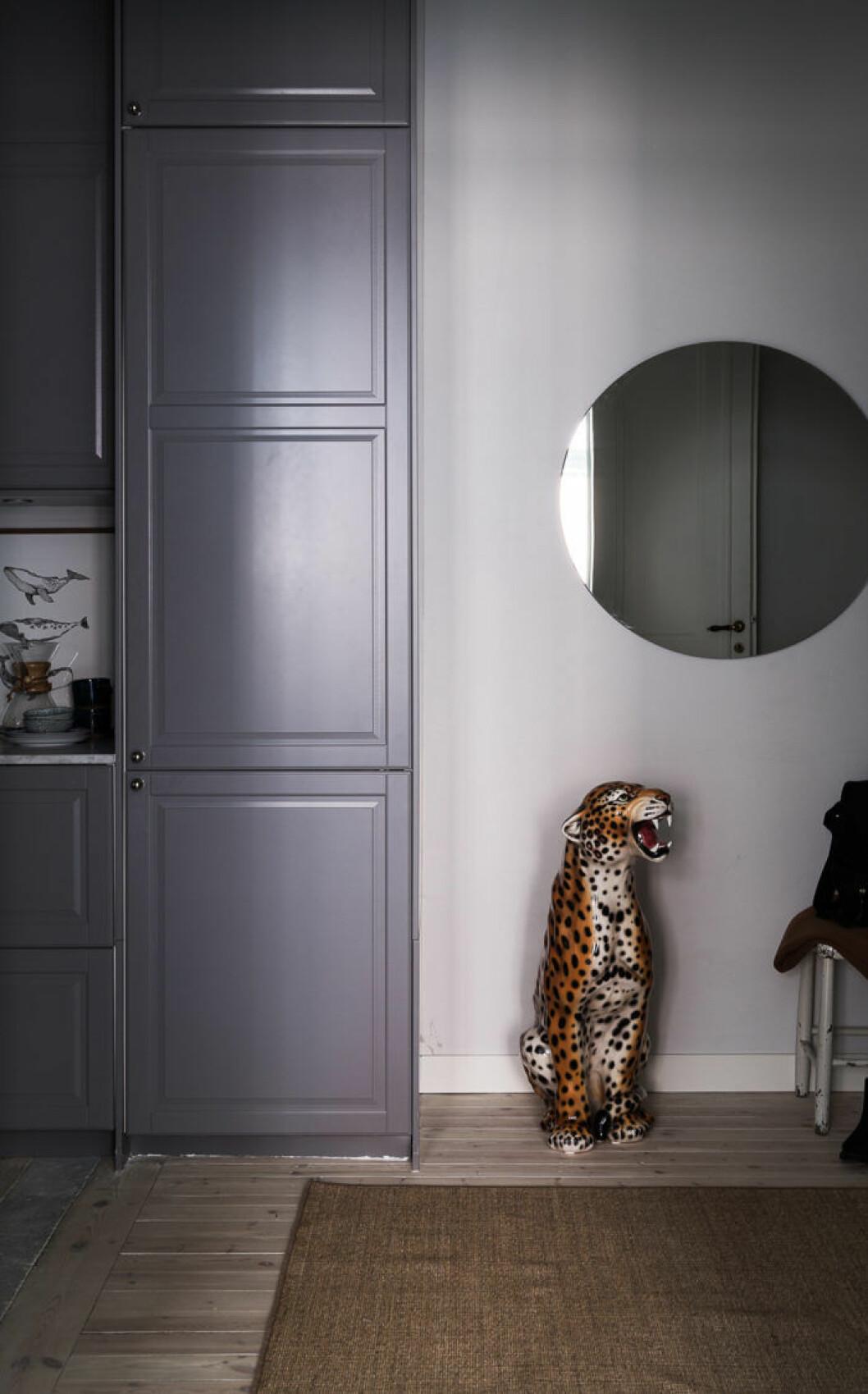 Porslinsleopard