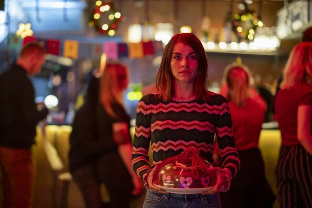 Bild från Hjem til jul