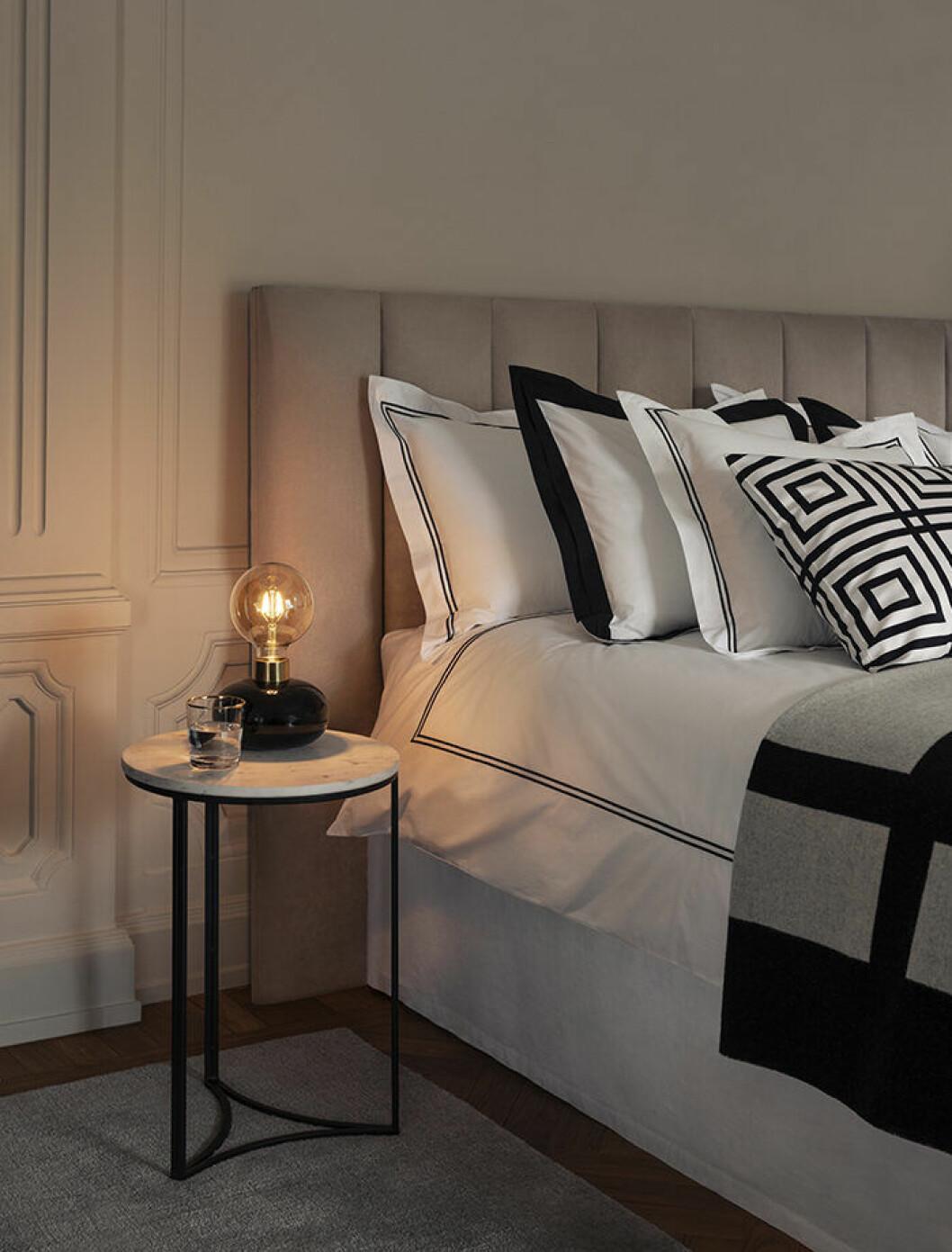 H&M Homes nya Classic Collection-kollektion för sovrummet med hotellkänsla
