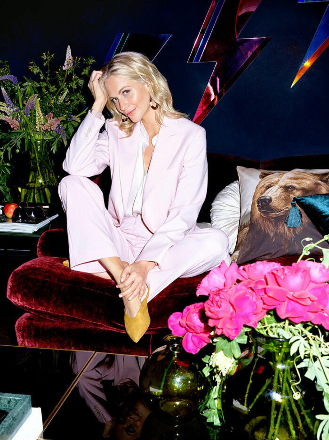 Poppy Delevingne för H&M Home 2019