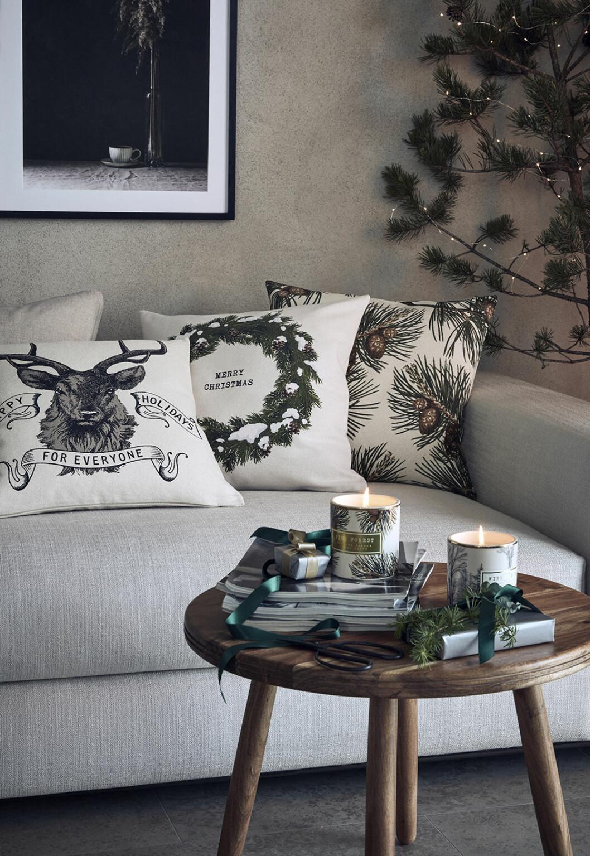 Julens detaljer på H&M Home 2019