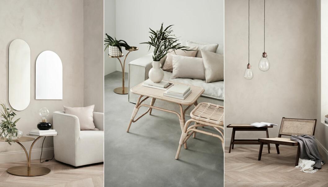 H&M lanserar sin andra möbelkollektion våren 2019