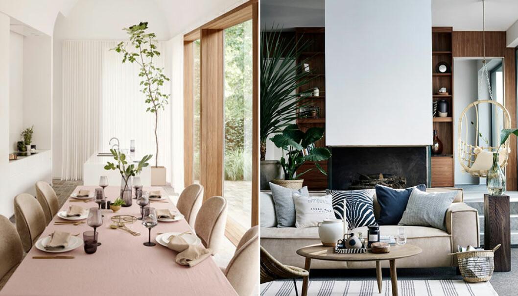 Här är bilderna från H&M Homes vårkollektion.