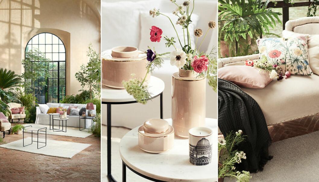 Våren på H&M Home 2019