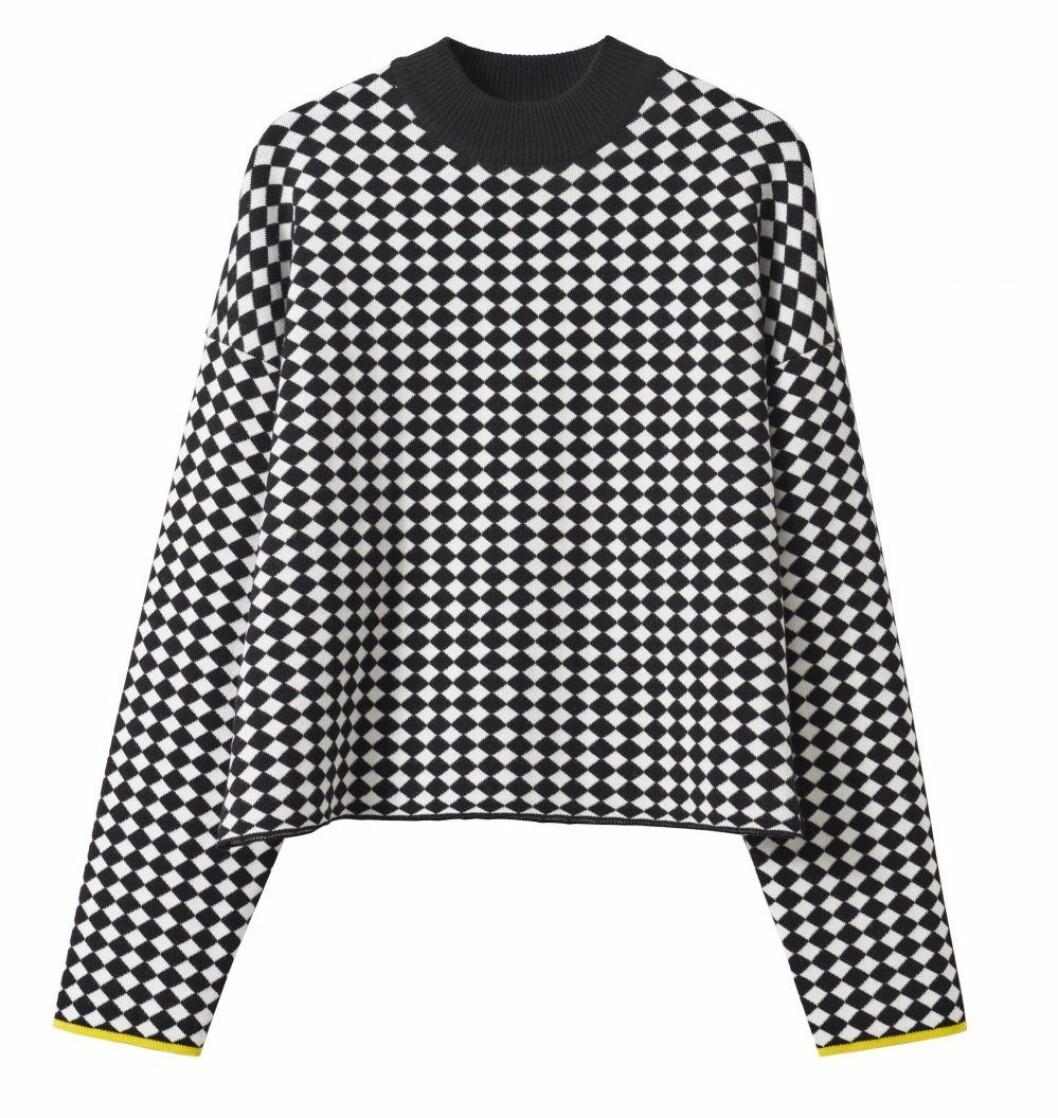 Pringle of Scotland x H&M, mönstrad tröja