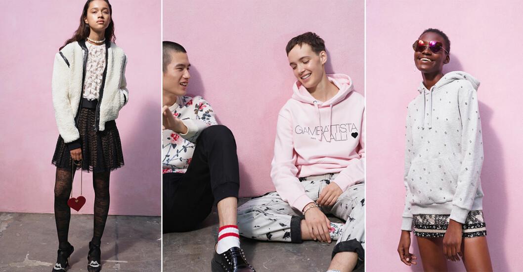 H&M samarbete med Giambattista Valli