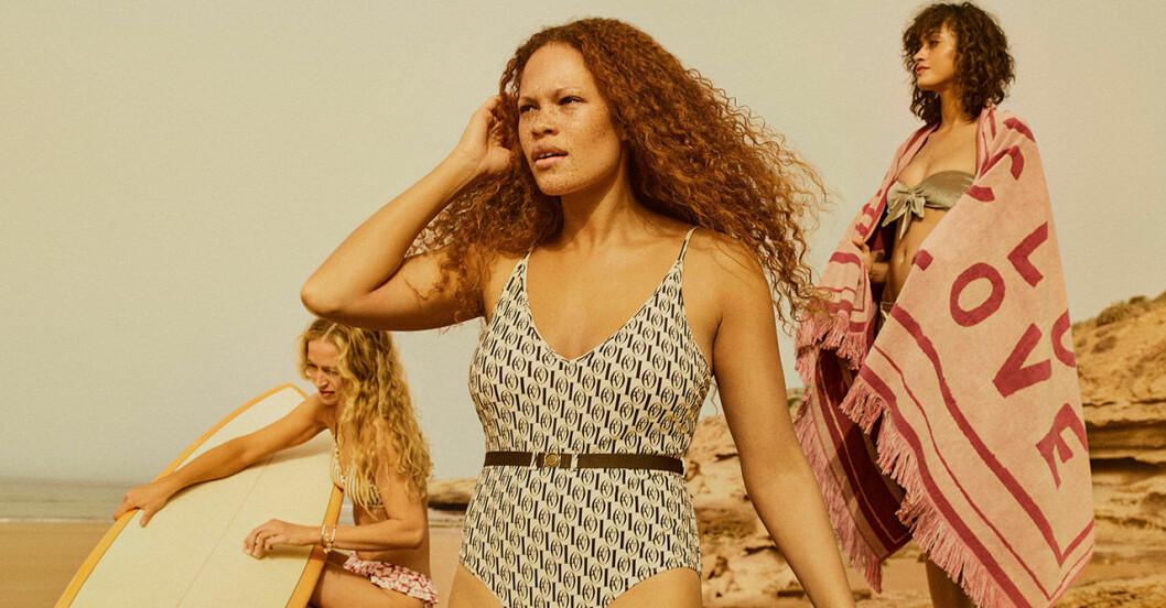 H&M släpper samarbete med Love Stories