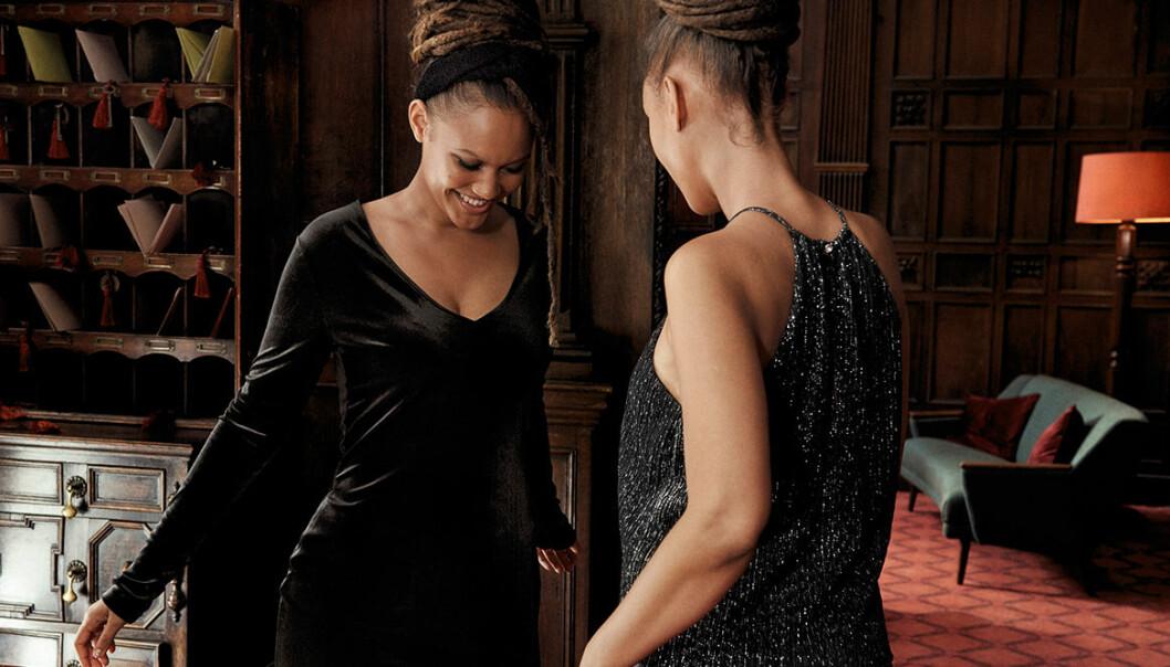 H&M:s nya julkampanj med systrarna Lejonhjärta