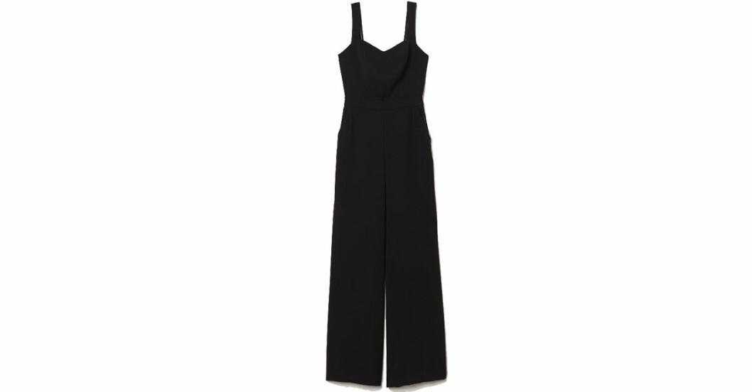Ärmlös jumpsuit från H&M