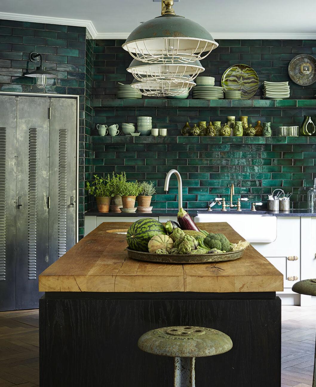 Inred med mer grönt i hemmet.