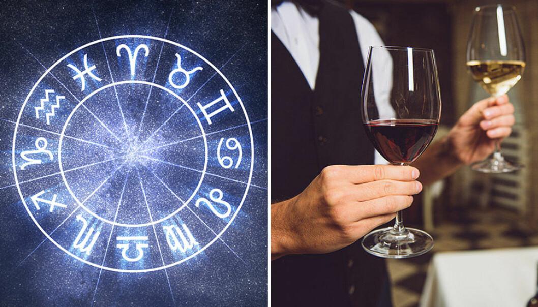 Vilket vin passar ditt stjärntecken?
