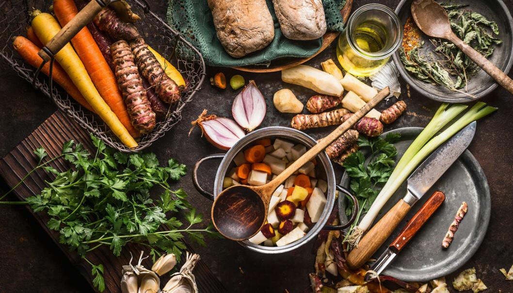 Höstens hetaste mattrender, enligt Årets kock David Lundqvist.