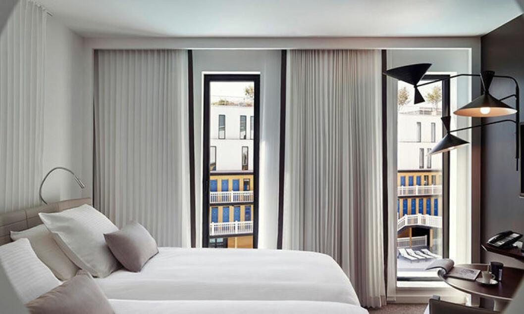 Hotel Molitor i Paris är instagram-vänligt