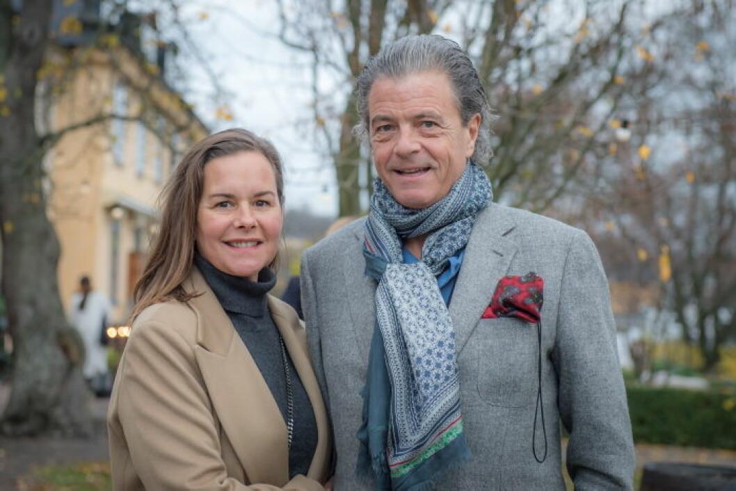 Ann och Nille Ankar.