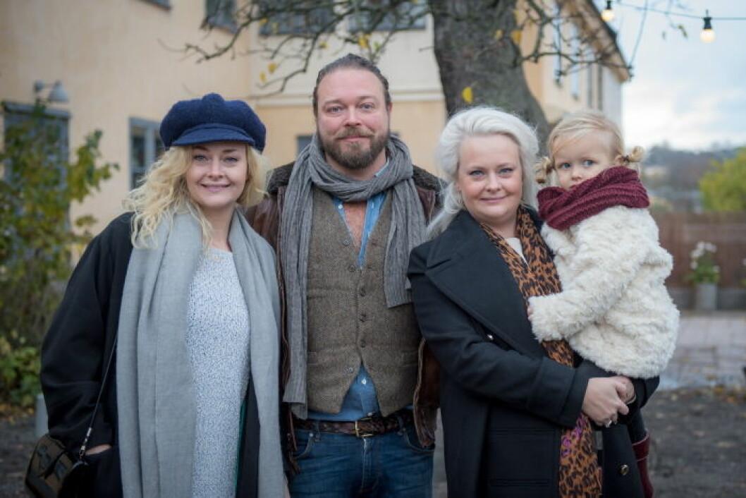 Familjen Hejdersson.