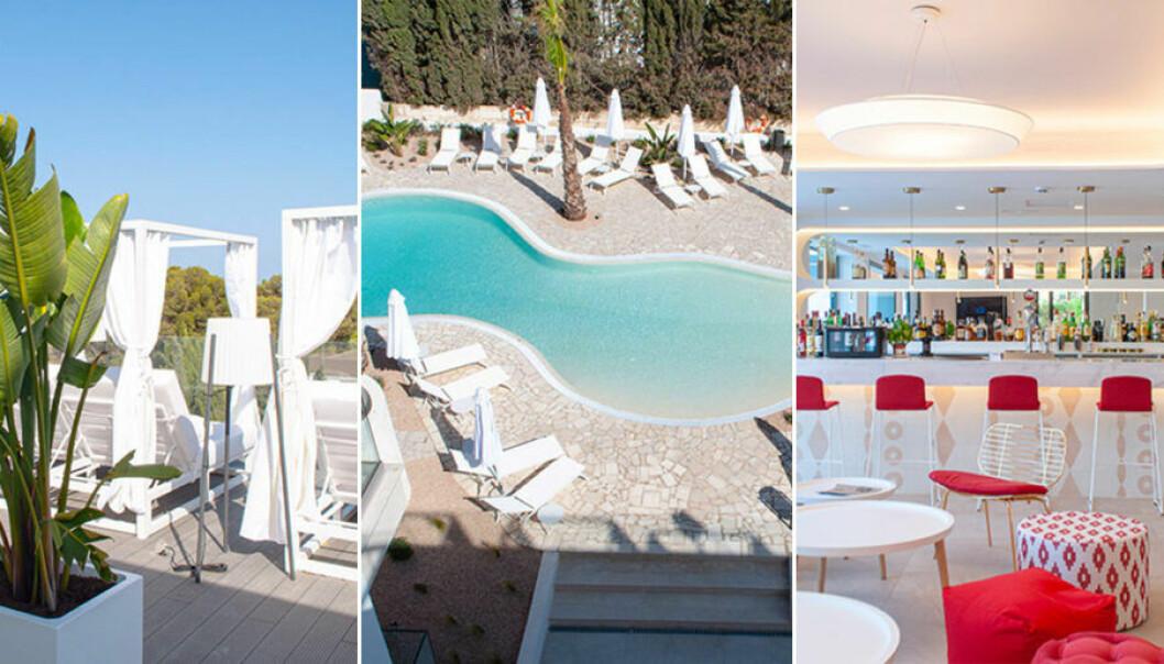 Mallorca-hotell endast för kvinnor
