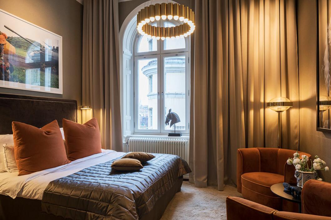 Glamour i sovrummet