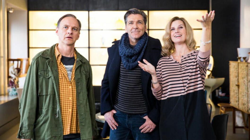 Svenska långfilmen I Love You/Jag älskar dig har premiär på Netflix i oktober 2019