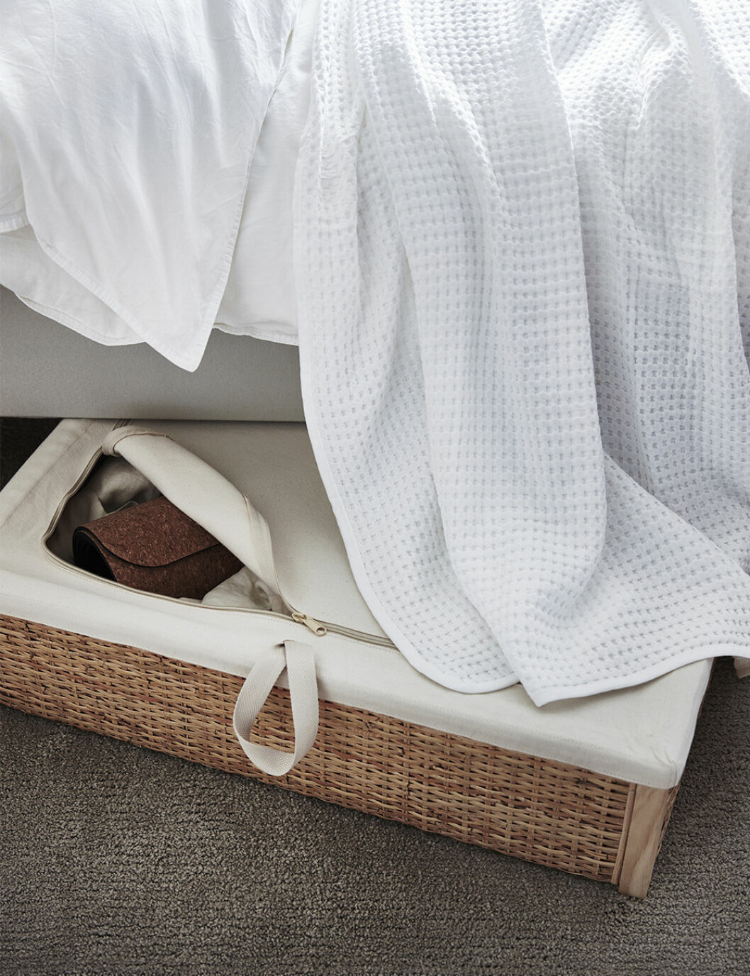 Smart sovrumsförvaring från Ikea
