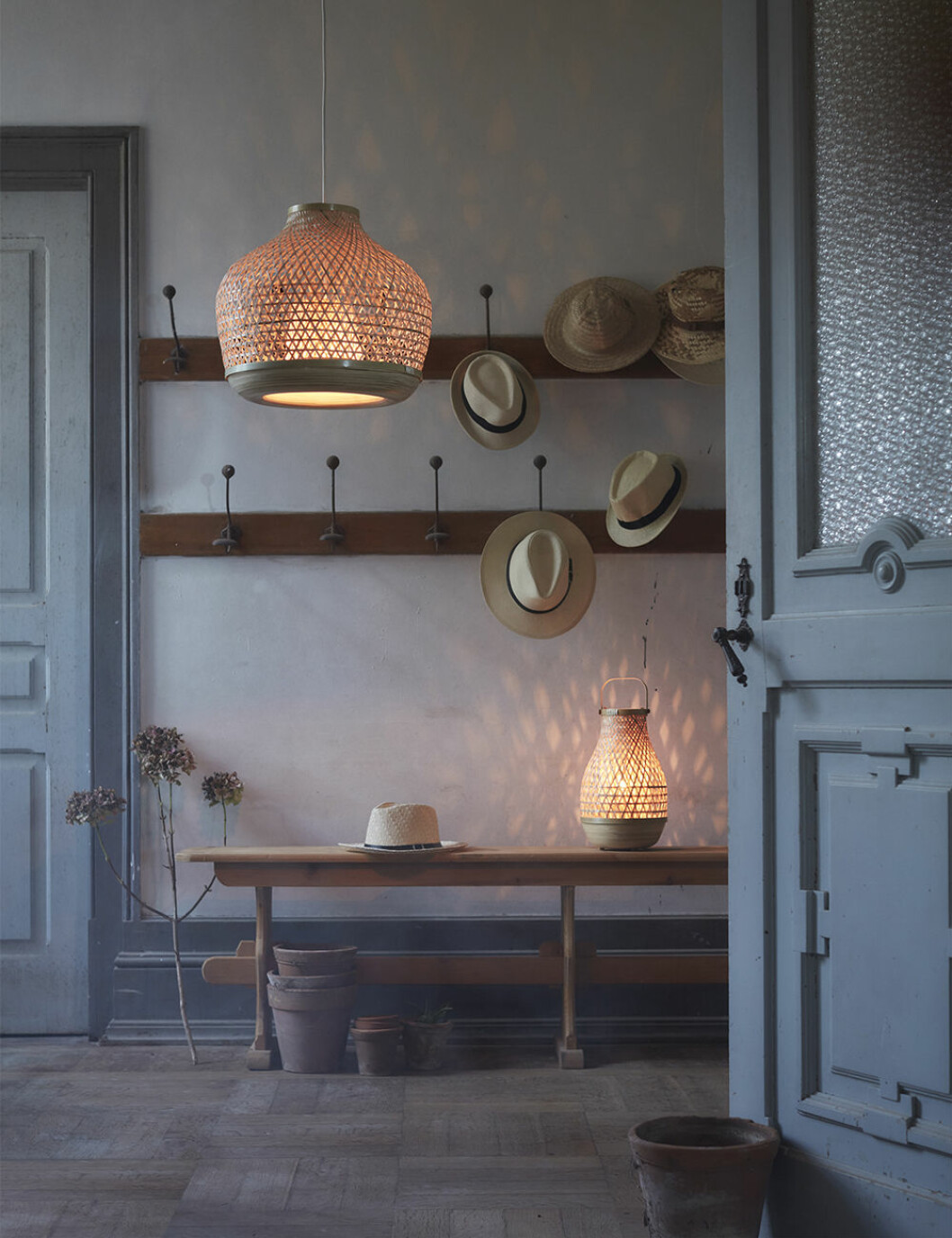 Misterhult lampor designade av Emma Olbers för Ikea 2020
