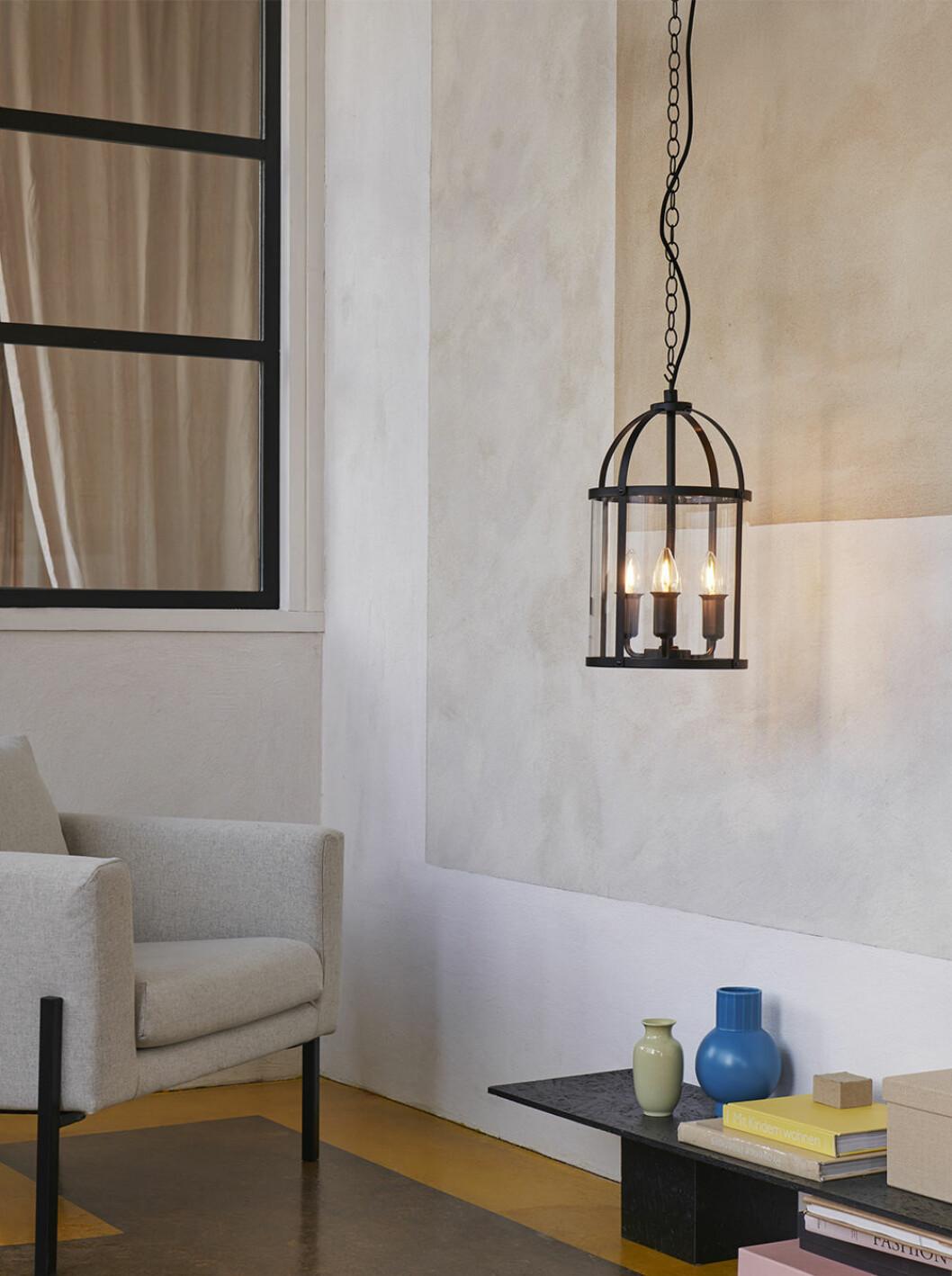 Lampan Galjon från Ikea hösten 2020