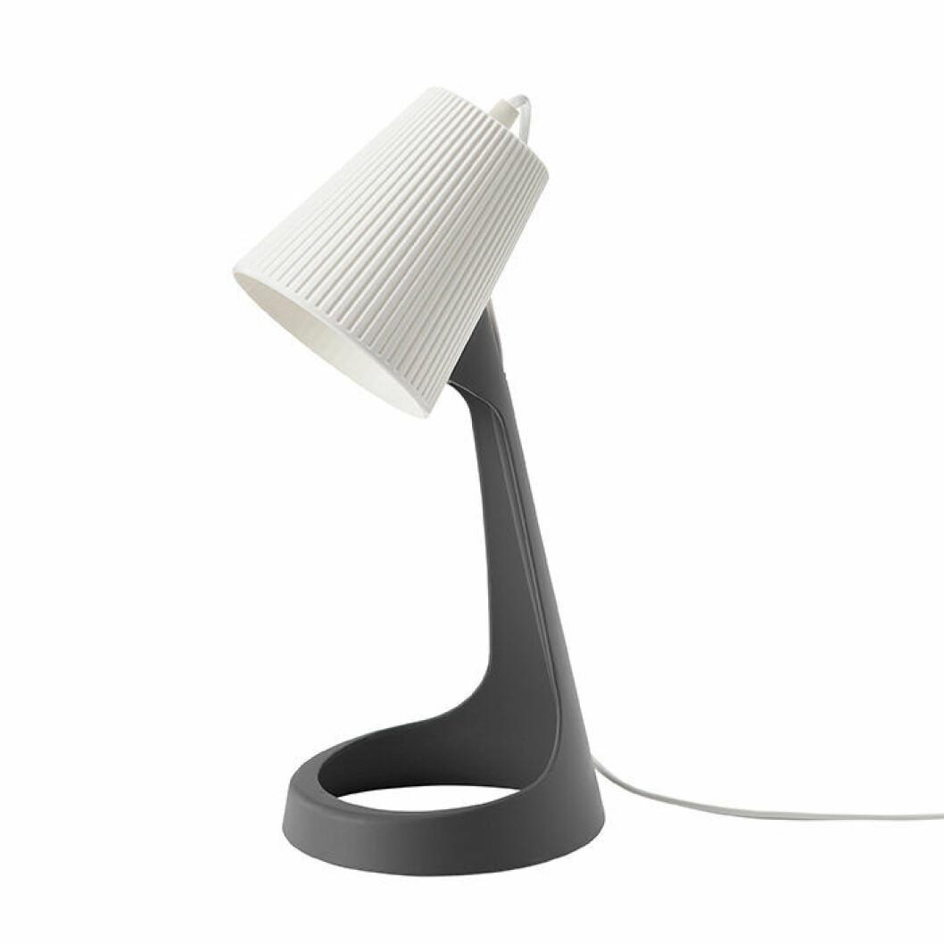 Svallet arbetslampa från Ikea