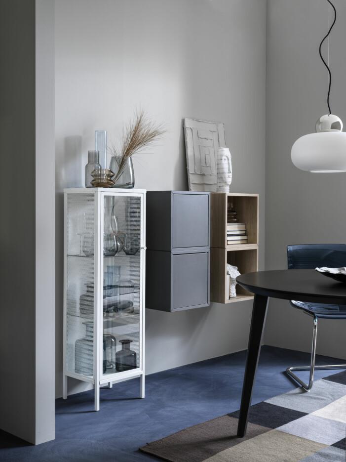 Vitrinskåp Baggebo, Ikea höstnyheter 2021