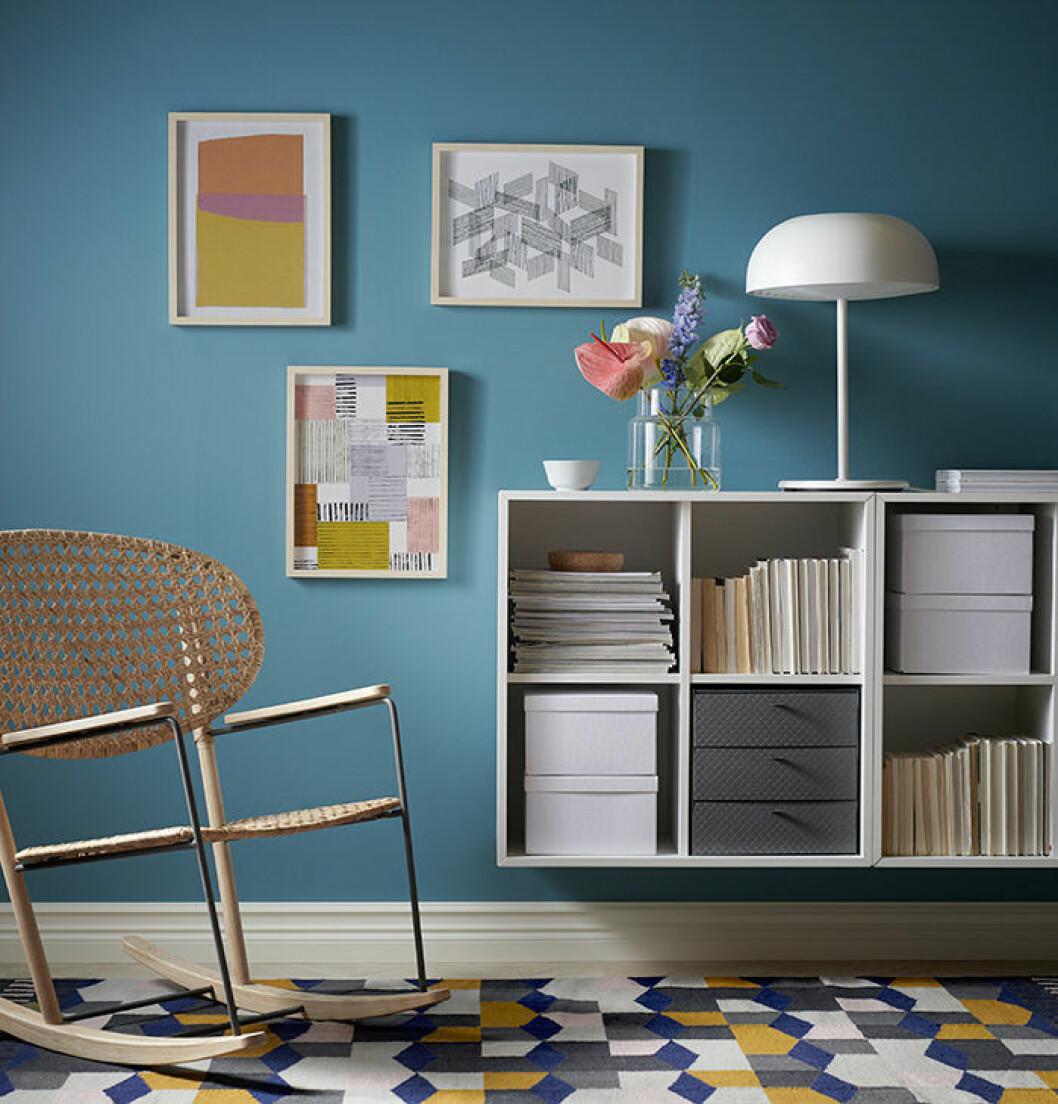 Flera olika stilar i Ikeas höstkollektion.