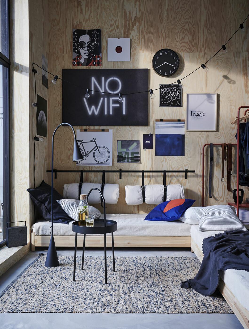 Personlig inredning i Ikea-katalogen 2020