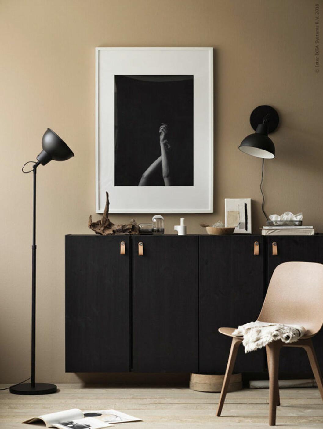 Lamporna Skurup från Ikea, design av Ikeas nya designchef Eva Lilja Löwenhielm