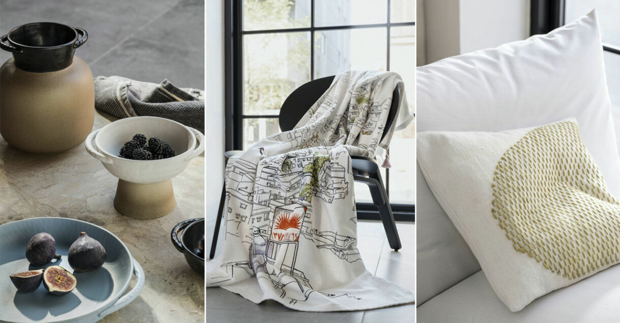 Ikea nya kollektion Lokalt textil keramik