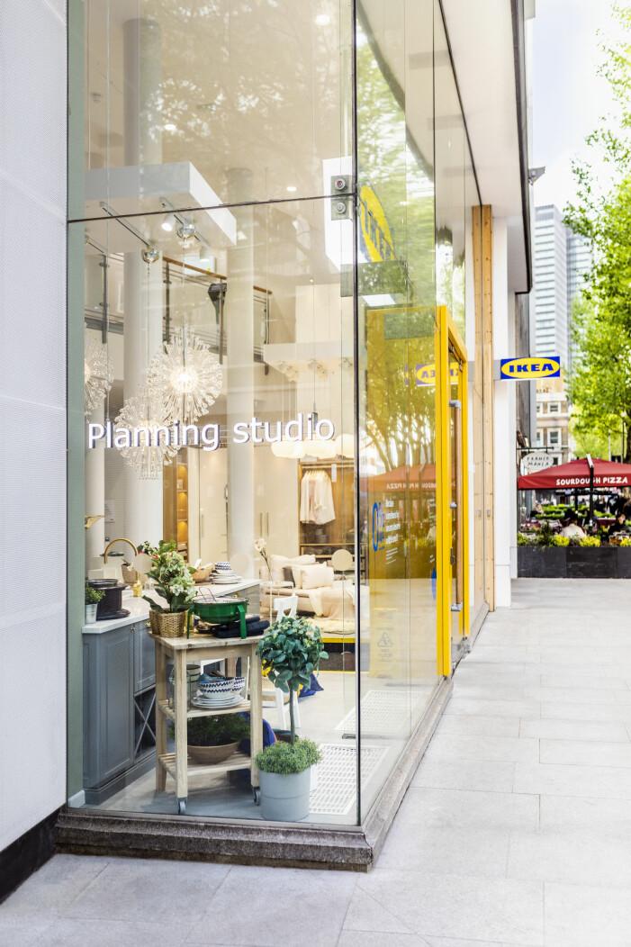 Ikea Planning Studio öppnar i Bromma i Stockholm sommaren 2021