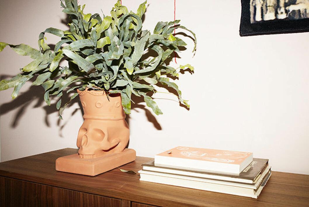 Kruka från Ikeas nya kollektion.