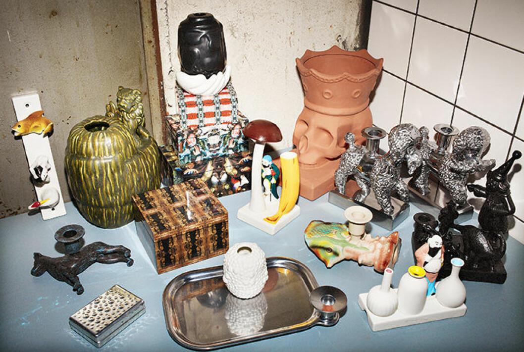 Inredningsdetaljer från Ikeas nya kollektion.