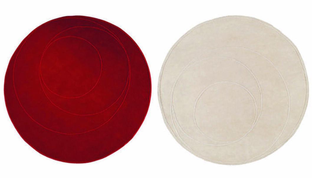 Mattorna PS formgivna av Eva Lilja Löwenhielm för Ikea