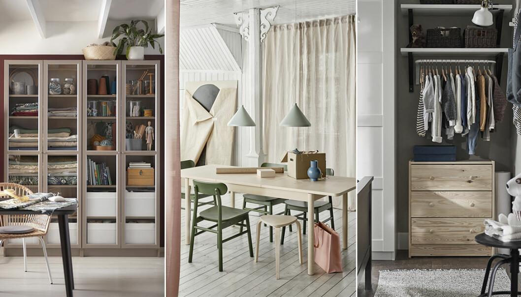 Ikea öppnar secondhand-butik