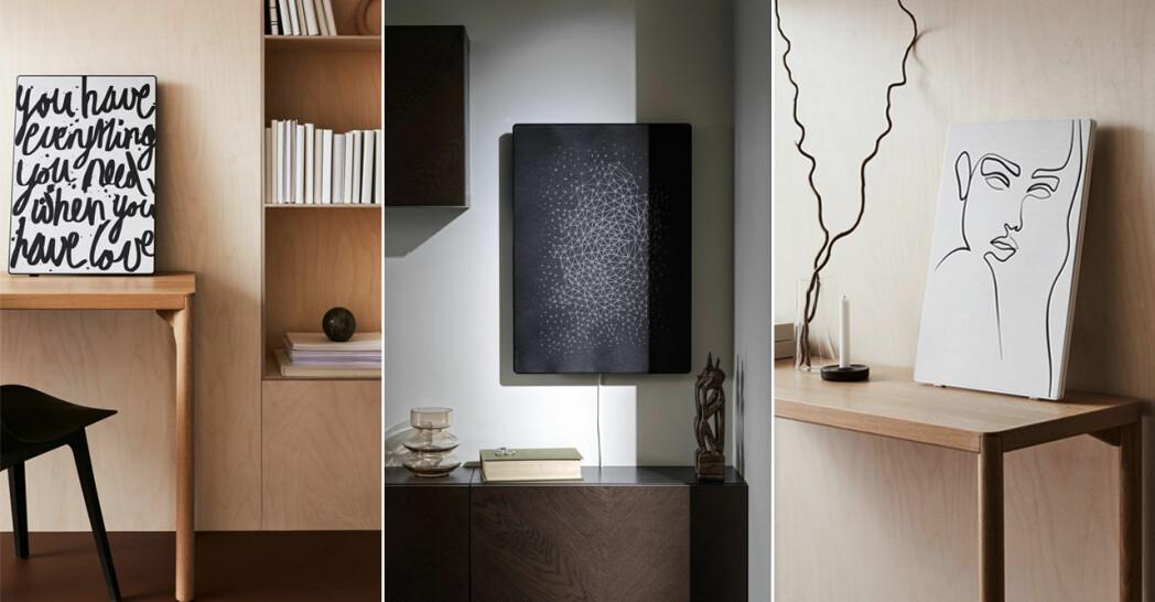 Ikea och Sonos släpper tavelram med högtalare se bilderna här