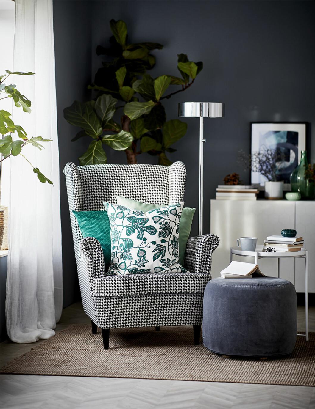 Vardagsrumsinspiration från Ikea våren 2020