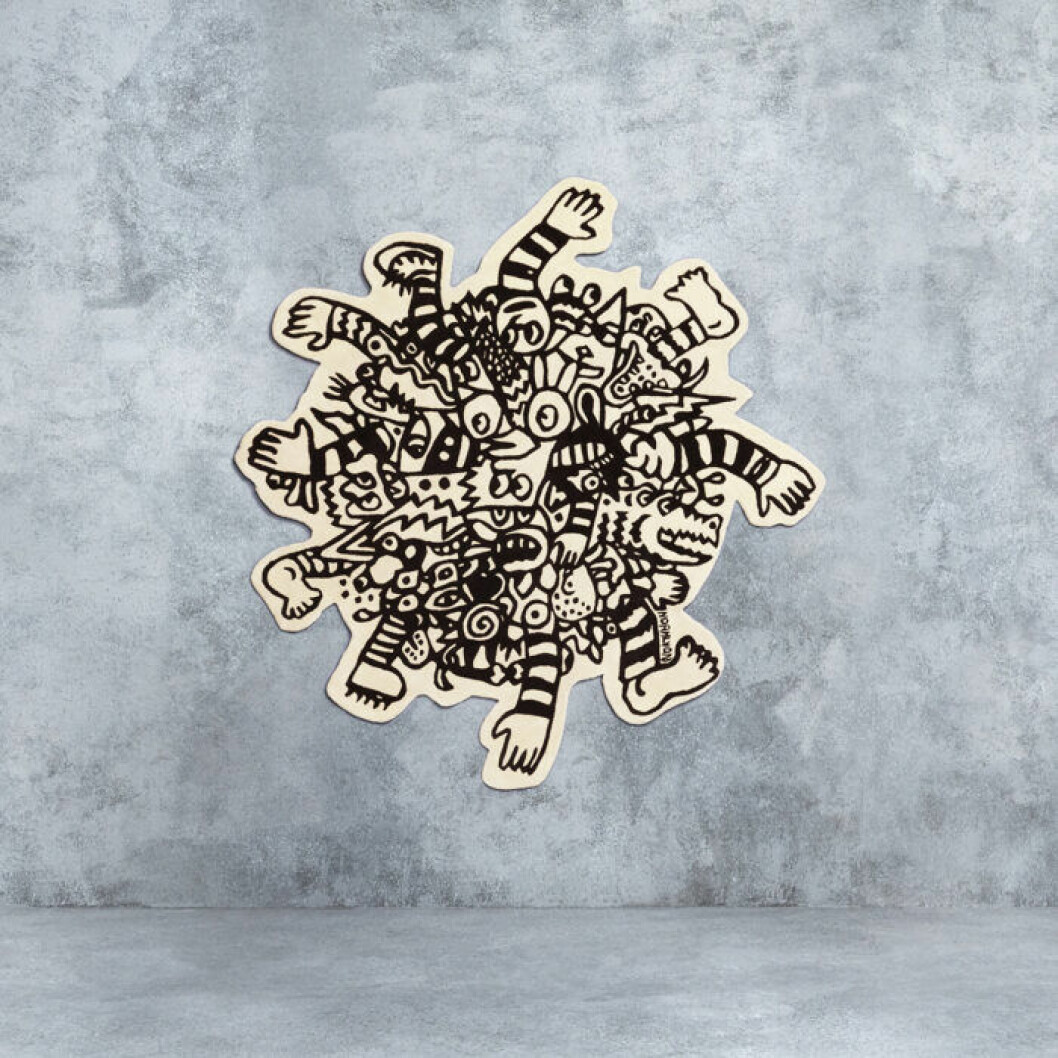 Matta av Noah Lyon för Ikea