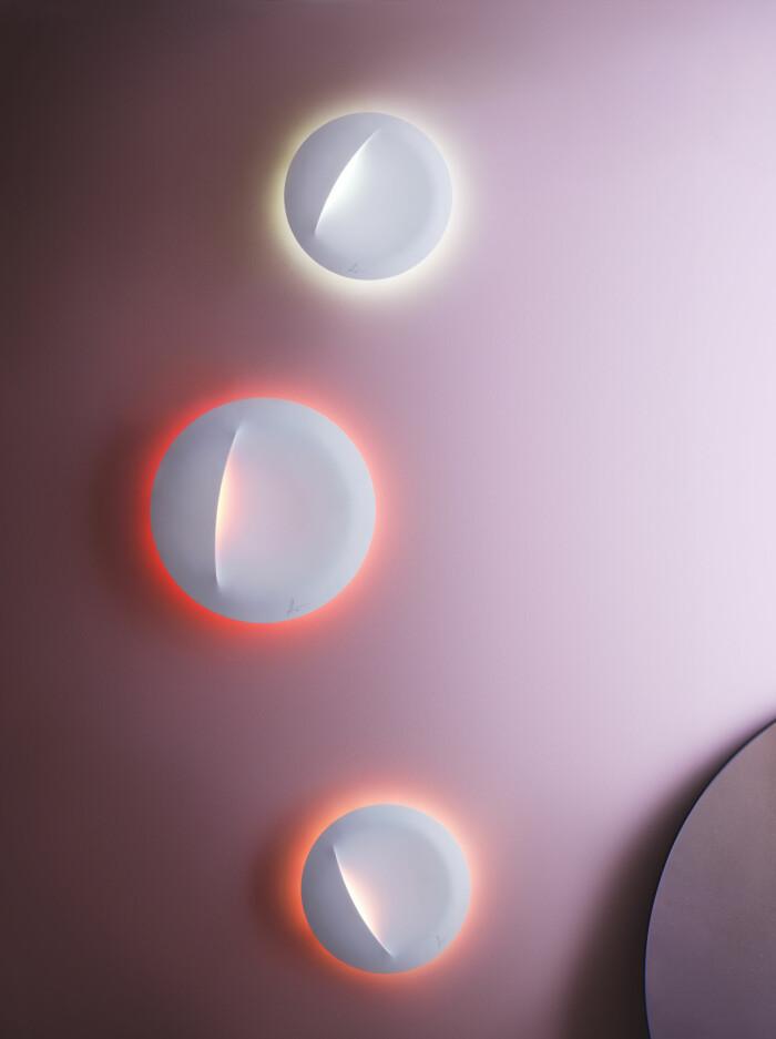 Ikea art event 2021 Elle Decoration Sabine Marceli vägglampor