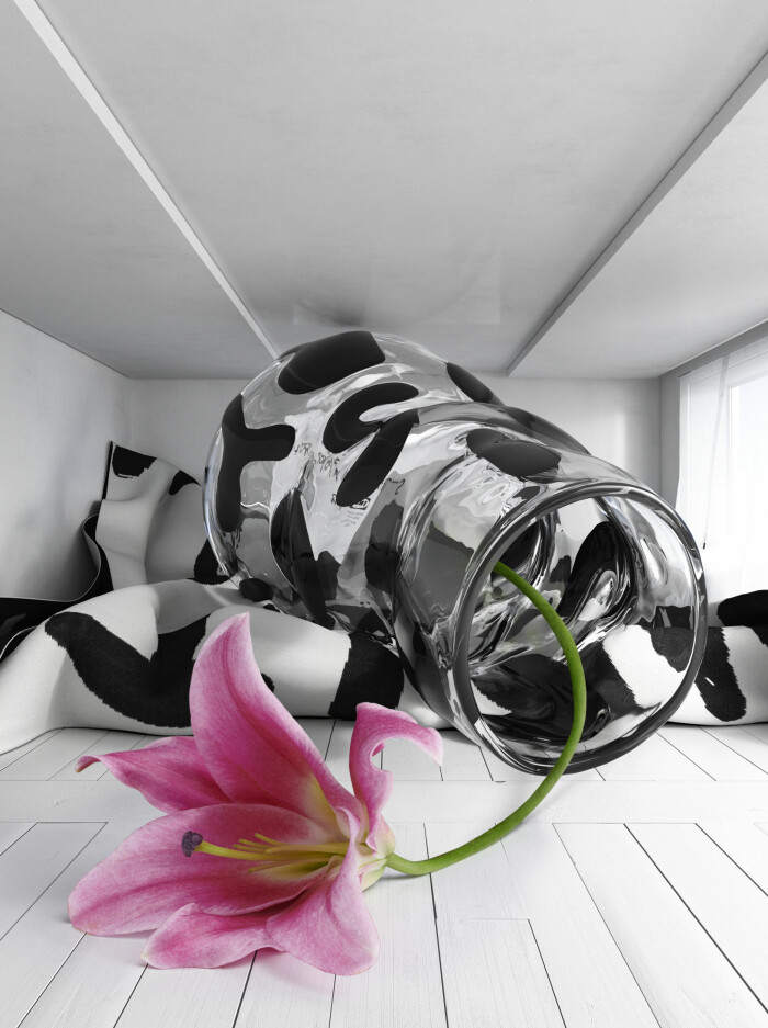 Ikea art event 2021 Elle Decoration vas av Stefan Marx