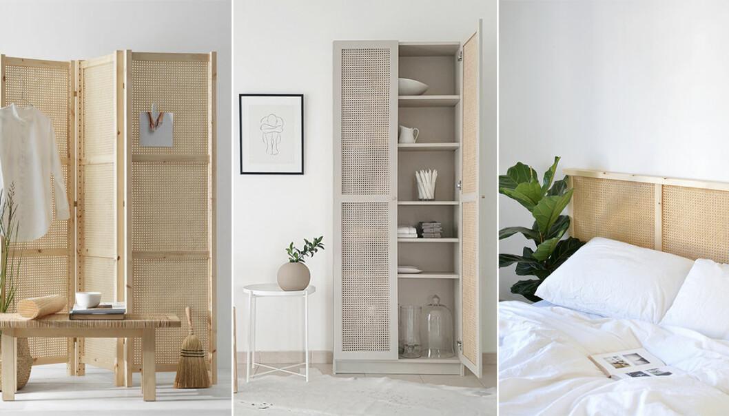 Ikeahacks och DIY-projekt med rotting