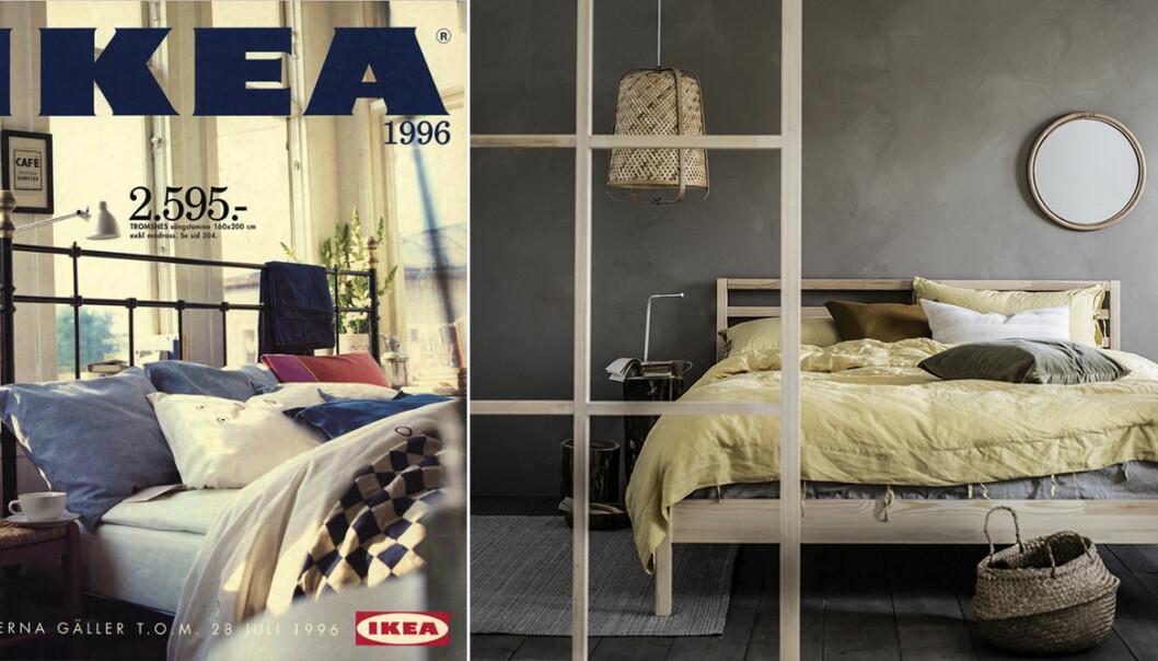 Nu kan du titta på Ikea-kataloger online