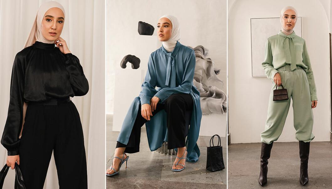 Imane Asry släpper kollektion för Na-kd