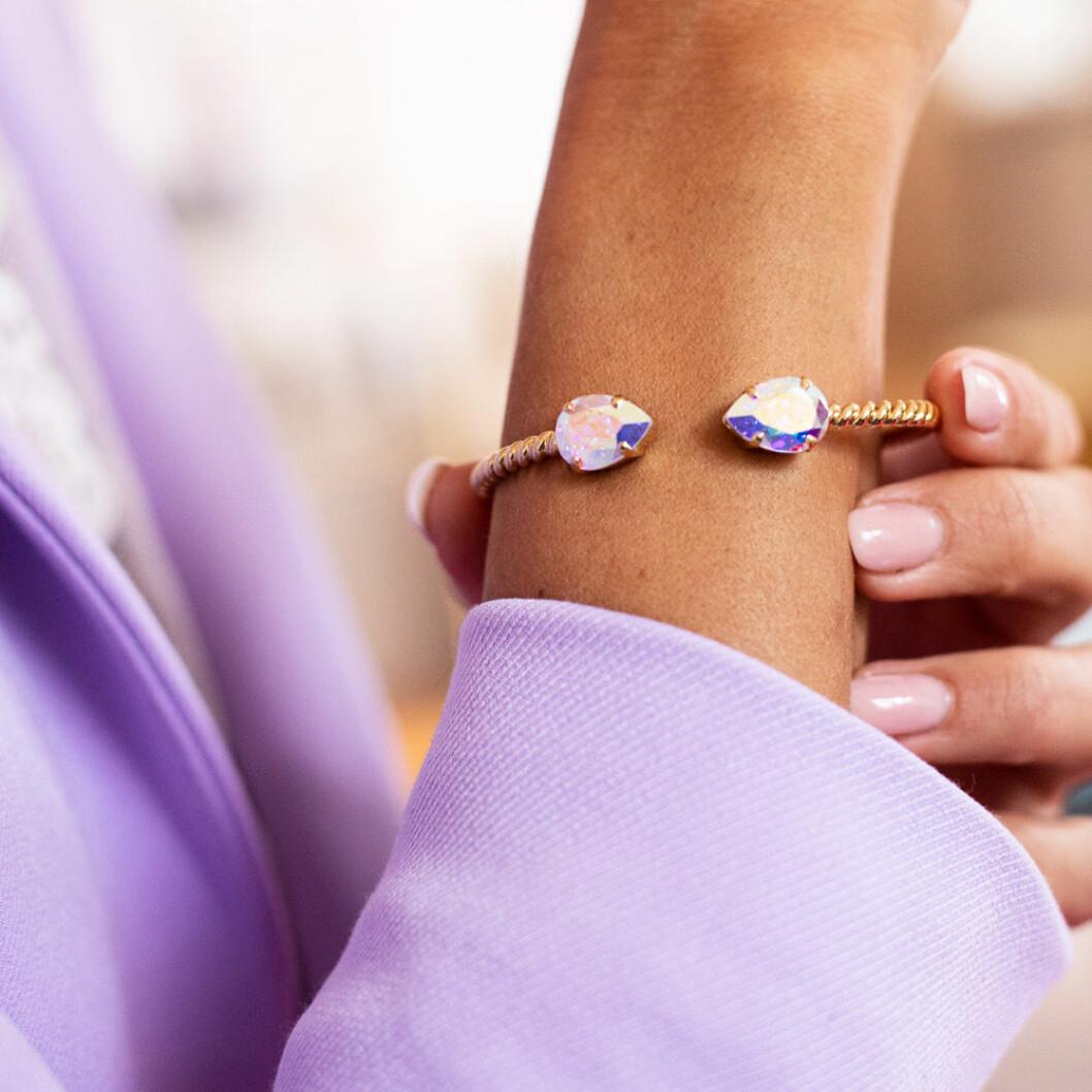 Armband från Caroline Svedbom framtagen till projektet och filmen Catwalk.